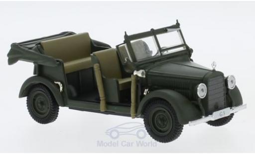 Mercedes Classe G 1/43 SpecialC 16 G 5 (W152) matt-grün 1938 ohne Vitrine modellautos