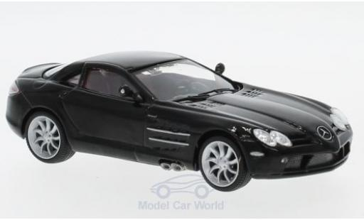 Mercedes SLR 1/43 SpecialC 16 McLaren (C199) noire ohne Vitrine miniature