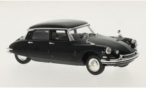 Citroen DS 1/43 SpecialC 56 19 noire Charles de Gaulle 1962 sans Vitrine miniature