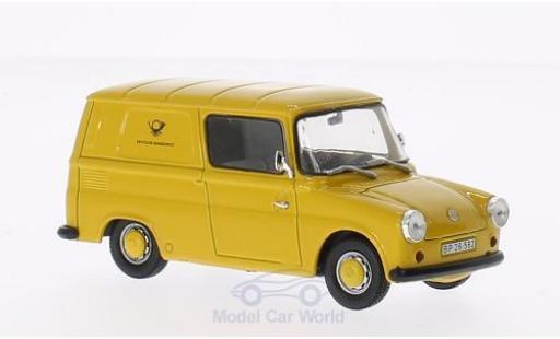 Volkswagen Typ 147 1/43 SpecialC 66 Fridolin Deutsche Bundespost 1965 ohne Vitrine diecast