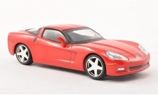 Chevrolet Corvette 1/43 SpecialC 68 Z51 red sans Vitrine diecast model cars