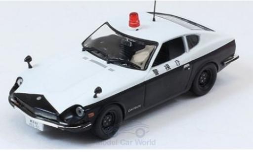 Datsun Fairlady 1/43 SpecialC 80 240Z RHD Police ohne Vitrine miniature