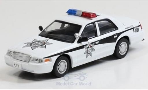 Ford Crown 1/43 SpecialC 80 Victoria Police ohne Vitrine miniature