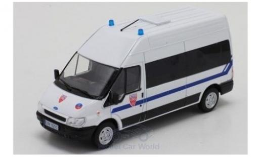 Ford Transit 1/43 SpecialC 80 Police CRS ohne Vitrine miniature