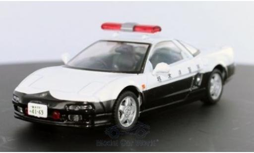 Honda NSX 1/43 SpecialC 80 RHD Police ohne Vitrine diecast model cars