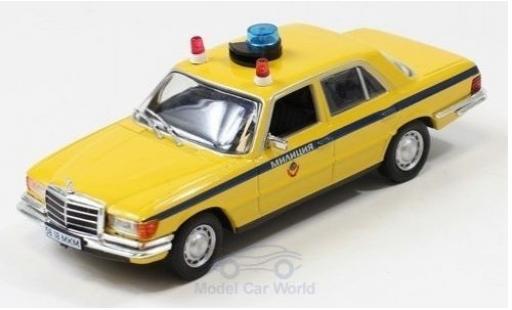 Mercedes Classe S 1/43 SpecialC 80 (W116) Police ohne Vitrine miniature