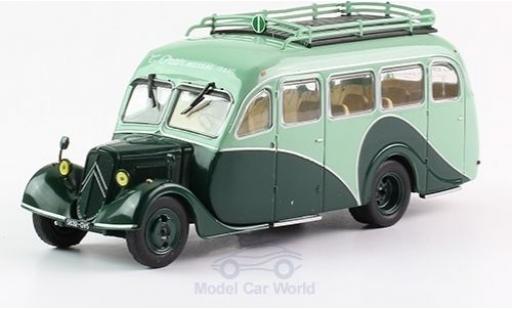 Citroen U23 1/43 SpecialC 86 Type 23 Besset verte/verte 1947 miniature