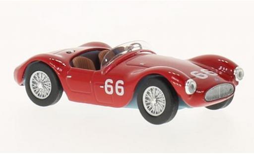 Maserati A6 1/43 SpecialC 89 GCS No.66 Targa Florio 1953 J.M.Fangio/S.Mantovani sans Vitrine miniature
