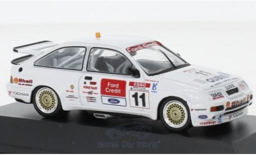 Ford Sierra 1/43 SpecialC 92 RS 500 Cosworth No.11 Trakstar Motorsport BTCC 1990 R. Gravett diecast model cars