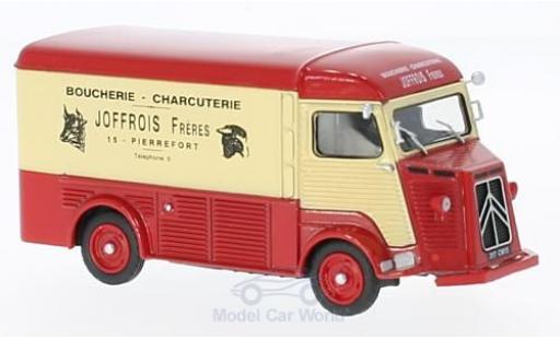 Citroen Type H 1/43 SpecialC 93 Boucher - Charcutier mit Figur miniature