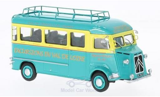 Citroen Type H 1/43 SpecialC 93 Z Excursion Touristique mit Figur miniature