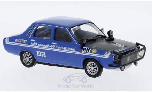 Renault 12 1/43 SpecialC 94 Gordini Raid Transafricain le Cap-Alger 1971 ohne Vitrine miniature