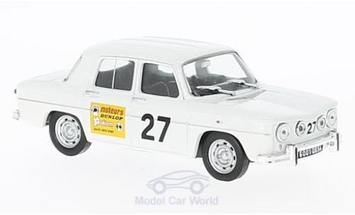 Renault 8 1/43 SpecialC 94 Gordini No.27 196 Coupe Gordini ohne Vitrine miniature