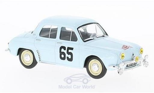 Renault Dauphine 1/43 SpecialC 94 Gordini No.65 Rally Monte Carlo 1958 G.Monraisse/J.Feret ohne Vitrine miniature