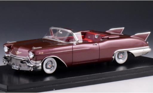 Cadillac Eldorado 1/43 Stamp Models Biarritz metallise purple 1957