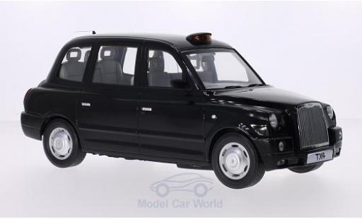 Austin TX4 1/18 Sun Star RHD Taxi (GB) 2007 London Türen und Hauben geschlossen modellautos