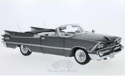 Dodge Custom Royal Lancer 1/18 Sun Star Convertible grise 1959 ohne Vitrine miniature