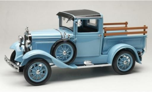 Ford Model A 1/18 Sun Star Pick Up bleue 1931 miniature