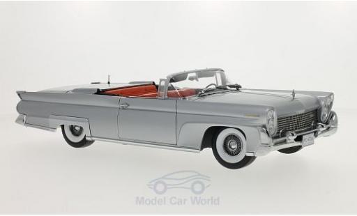 Lincoln Continental 1958 1/18 Sun Star Mark III Convertible metallic-hellgrau 1958 modellautos