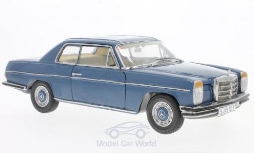 Mercedes 280 1/18 Sun Star C/8 Coupe dunkelbleue 1973 miniature