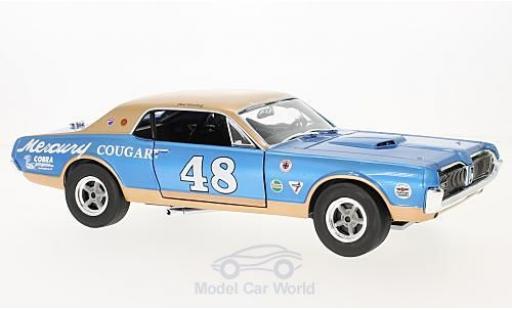 Mercury Cougar 1/18 Sun Star Racing No.48 Zippo US Vintage Grand Prix 2004 1967 S.Hackenson miniature