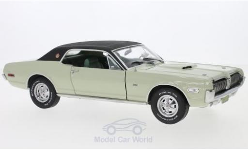 Mercury Cougar 1/18 Sun Star XR7G green/black 1968