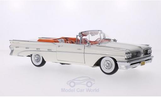 Pontiac Bonneville 1/18 Sun Star Convertible hellbeige 1959 Verdeck geöffnet miniature