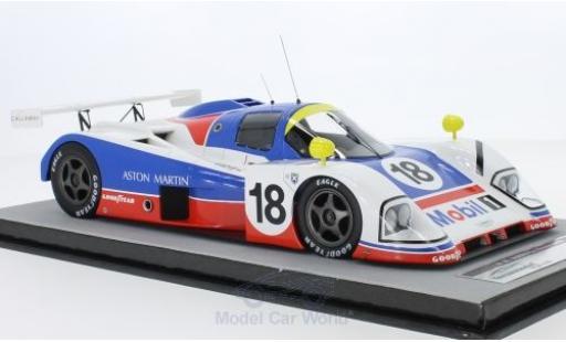 Aston Martin AMR1 1/18 Tecnomodel No.18 24h Le Mans 1989 C.Los/B.Redman miniature