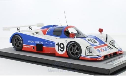 Aston Martin AMR1 1/18 Tecnomodel No.19 24h Le Mans 1989 D.Sears/B.Redman/R.Mallock miniature