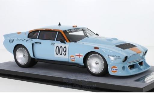 Aston Martin V8 1/18 Tecnomodel RHD No.009 AMOC 2008 R.Cann diecast