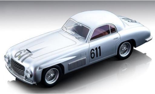 Ferrari 166 1/18 Tecnomodel S Coupe Allemano RHD No.611 Mille Miglia 1949 G.Bianchetti/G.Sala