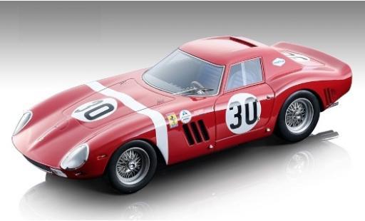 Ferrari 250 1/18 Tecnomodel GTO No.30 N.A.R.T. 12h Sebring 1964 D.Piper/M.Gammino/P.Rodriguez