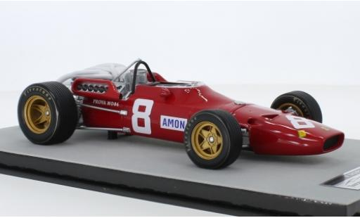 Ferrari 312 1/18 Tecnomodel F1-67 No.8 Scuderia Formel 1 GP Deutschland 1967 C.Amon