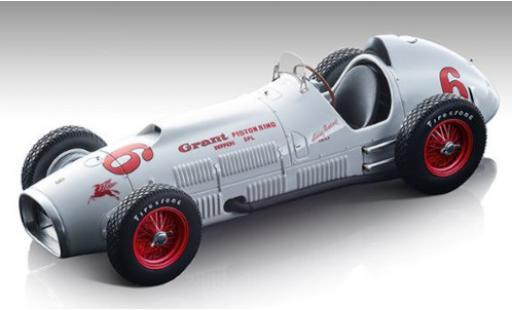Ferrari 375 1/18 Tecnomodel Indianapolis No.6 Automobil Weltmeisterschaft Indianapolis 500 1952 musée J.Parsons miniature