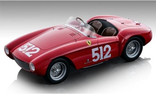 Ferrari 500 1/18 Tecnomodel Mondial RHD No.512 Scuderia Mille Miglia 1954 E.Sterzi/A.Rossi diecast model cars