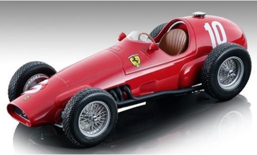 Ferrari 625 1/18 Tecnomodel F1 No.10 Scuderia Formel 1 GP Argentinien 1955 G.Farina/U.Maglioli/M.Trintignant miniature