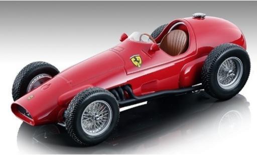 Ferrari 625 1/18 Tecnomodel F1 rouge Scuderia Formel 1 1955 Pressefahrzeug