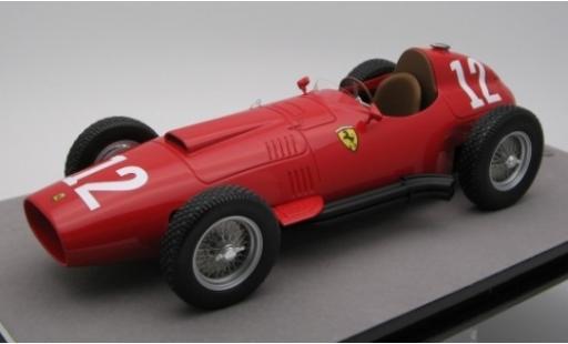 Ferrari 801 1/18 Tecnomodel No.12 Scuderia Formel 1 GP Frankreich 1957 P.Collins diecast model cars