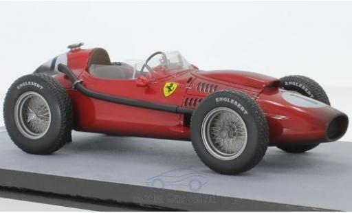Ferrari Dino 1/18 Tecnomodel 246 F1 No.1 Formel 1 GP England 1958 Final Race Version P.Collins miniature