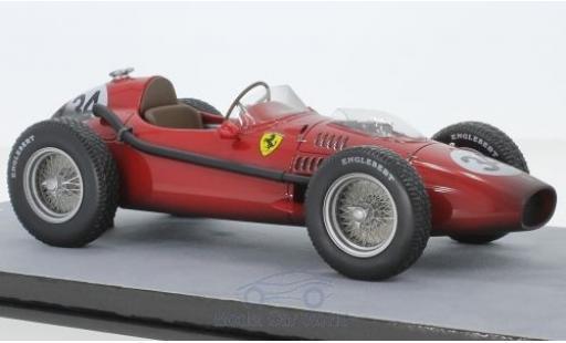 Ferrari Dino 1/18 Tecnomodel 246 F1 No.34 Formel 1 GP Monaco 1958 Final Race Version L.Musso miniatura