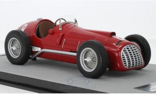 Ferrari F1 1/18 Tecnomodel 275 No.8 Scuderia Formel 1 GP Frankreich 1950 L.Villoresi diecast model cars
