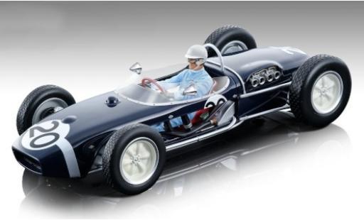 Lotus 18 1/18 Tecnomodel No.20 Rob Walker Racing Team Formel 1 GP Monaco 1961 S.Moss diecast model cars