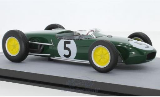 Lotus 18 1/18 Tecnomodel No.5 Formel 1 GP Holland 1960 A.Stacey miniature