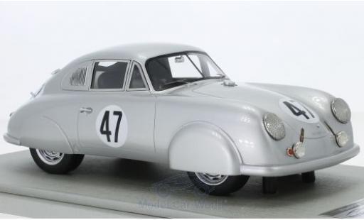 Porsche 356 1/18 Tecnomodel SL No.47 24h Le Mans 1951 R.Sauerwein/R.Brunet miniature