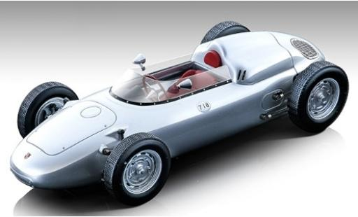 Porsche 718 1/18 Tecnomodel F2 Formel 2 1960 Pressefahrzeug miniature