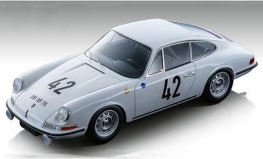 Porsche 911 1/18 Tecnomodel S No.42 Auguste Veuillet 24h Le Mans 1967 R.Buchet/H.Linge diecast model cars
