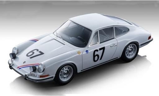 Porsche 911 1/18 Tecnomodel S No.67 24h Le Mans 1967 P.Boutin/P.Sanson miniature