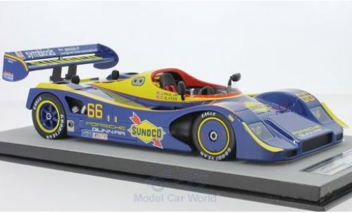 Porsche 993 1/18 Tecnomodel 966 No.66 Sunoco Road America 1 J.Paul Jr/C.Slater miniature