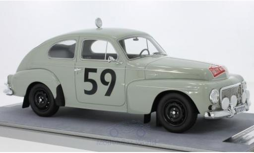Volvo PV 1/18 Tecnomodel 544 No.59 Rallye Monte Carlo 1964 T.Trana/S.Lindström miniature