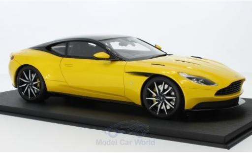 Aston Martin DB1 1/18 Top Speed 1 jaune RHD miniature